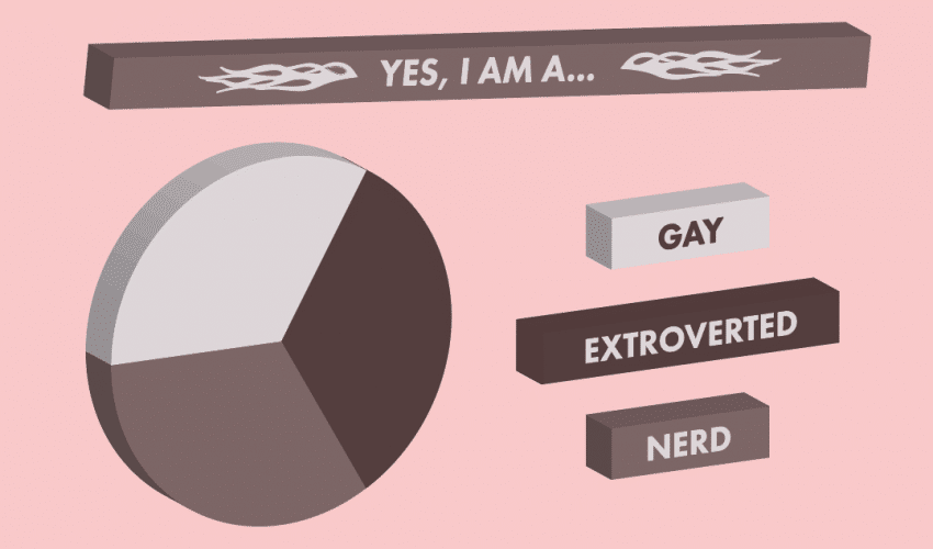 On Being An Extroverted Gay Nerd