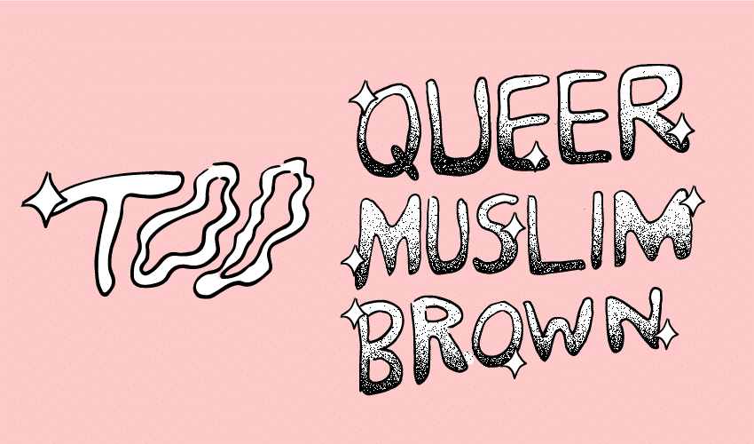 Letter to My Younger Self From the Happy, Queer, Muslim Man of Colour I Became